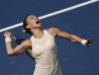 Simona Halep 1st No. 1 to lose 1st Open match; Serena Williams wins