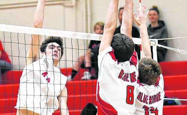 Holy Redeemer's Ben Rachilla named Times Leader Boys Volleyball Player of the Year | Times Leader