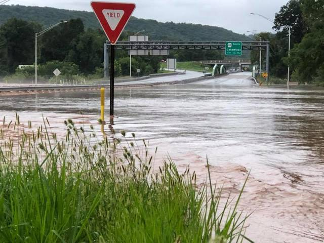 Weather Update: Duryea flooding, rising rivers and more