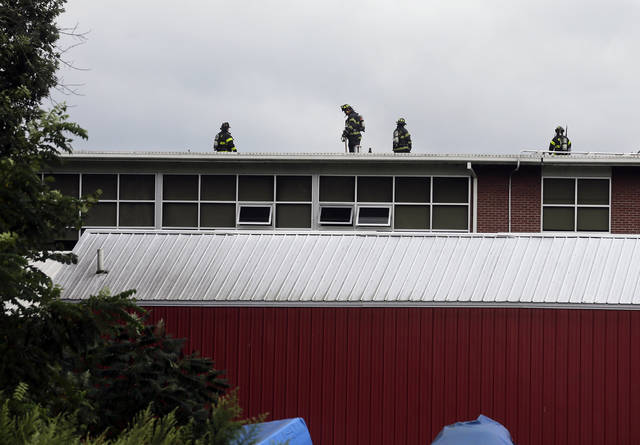 Fire at Northwest Area Middle/High School puts start of