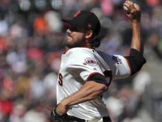 Coughlin grad Ray Black earns first major league win with Giants