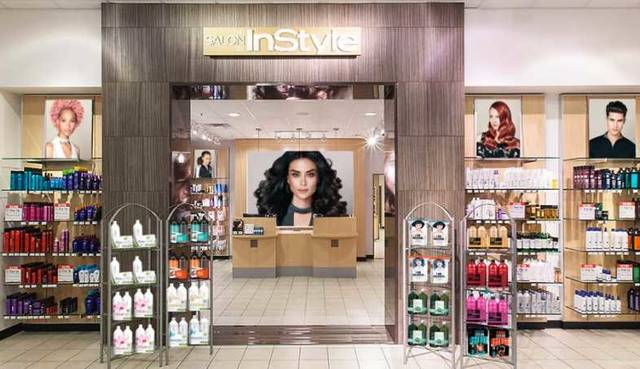 Jcpenney Debuts Upgraded Wyoming Valley Mall Salon Times Leader