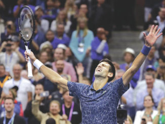 Djokovic wins US Open for 14th major, tying 'idol' Sampras
