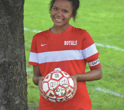 Local Roundup  Holy Redeemer s Annie Bagnall scores 100th goal in girls  soccer win 78bc24201
