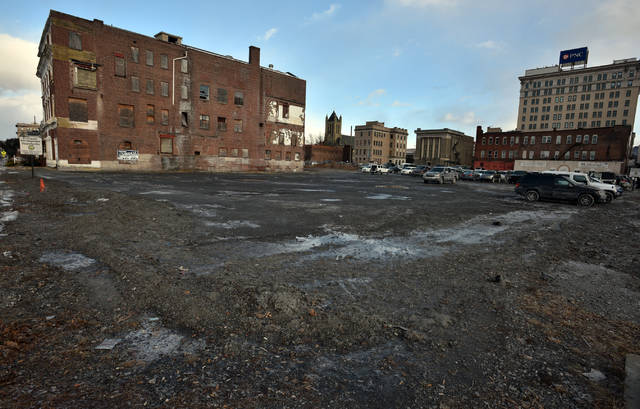 Wilkes-Barre Parking Authority believes Sterling lot is