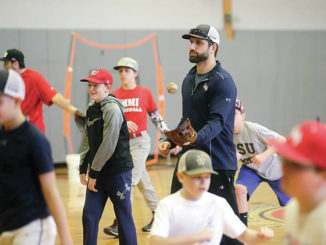 Hazleton Area, MLB alum Russ Canzler excited to get started as Cougars baseball coach