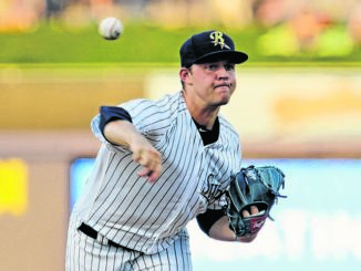 Riding The Rails: RailRiders starting pitcher Mike King
