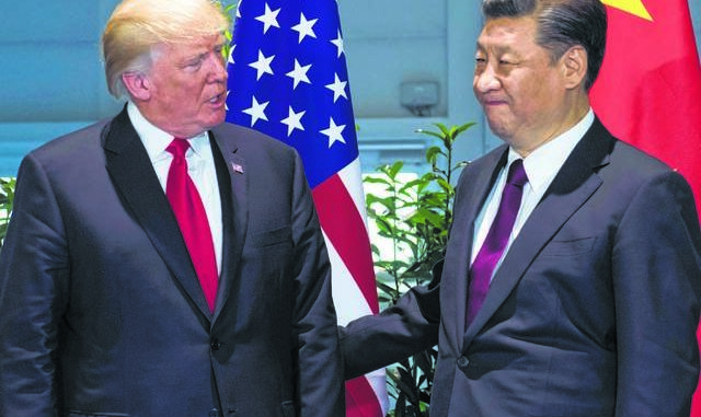 Trump throws $200 bln tariff bomb at China
