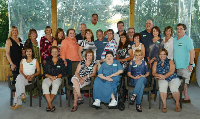 Coughlin High School Class of 1974 holds Social Security