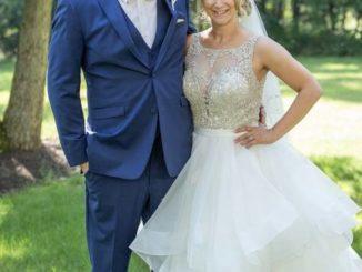 Charlene Adzema weds Jonathan Kresge