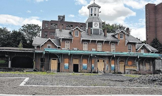 Payment Delayed For Downtown Wilkes Barre Train Station