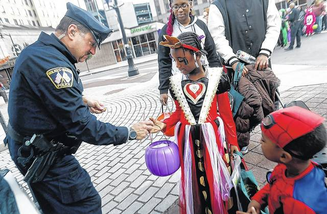 Wilkes Barre Closes Off Downtown For A Spooky Good Time Times Leader