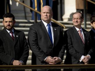 Schumer: Dems set to push Mueller shield bill over Whitaker