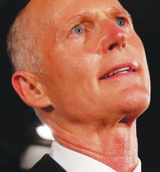 Nelson concedes to Scott as Florida recount ends
