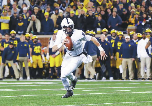 c626a793a5e1e Penn State s Tommy Stevens eager to prove himself as a quarterback ...