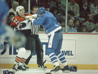 Bye, bye Broad Street Bullies? Flyers don't have a fight yet