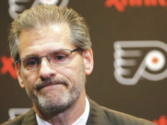 Struggling Flyers fire general manager Ron Hextall
