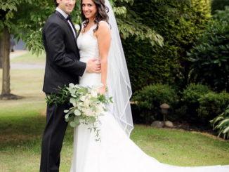 Brianna Miriam DePierro and Aaron Joseph Littzi united in marriage