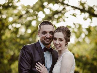 Mahnon Smith and Joshua Marth are wed