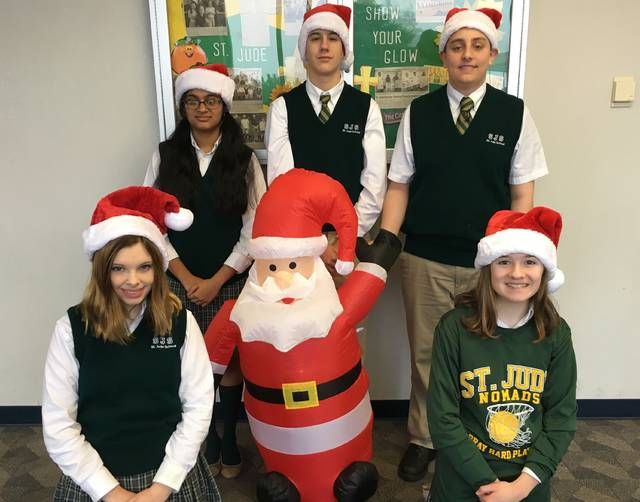 543611081 Breakfast with Santa will be held Dec. 8 at Saint Jude School in Mountain  Top