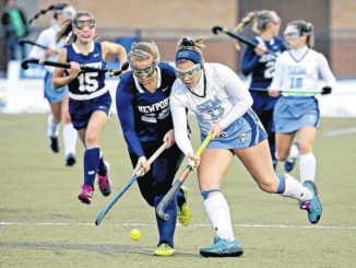 Reznick, Maxwell & Wyoming Sem downs Newport for 7th field hockey state title