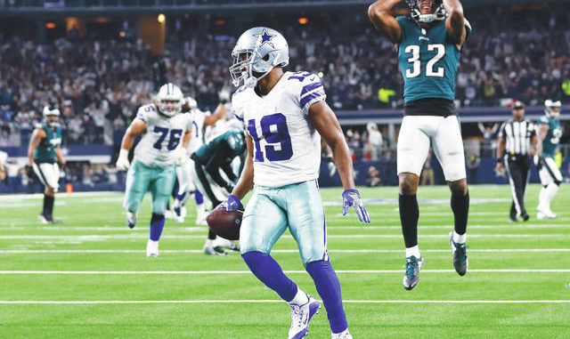 3bed070c58 NFL roundup  Eagles stunned in overtime by Cowboys
