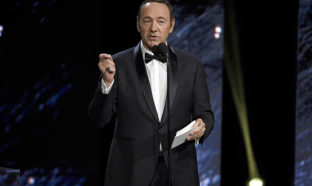 Millions are watching Kevin Spacey's creepy Christmas video