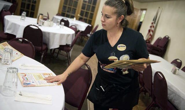 Minimum-wage workers are getting a raise in ME and Vermont