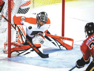 Flyers goalie Anthony Stolarz moving from unwanted to invaluable