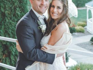 Maria Sagliocco and Marc Blasko united in marriage