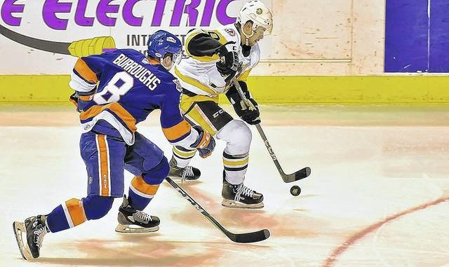 AHL: Taylor's First AHL Goal Sparks WBS Penguins To Second Straight Victory