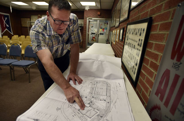 Wilkes-Barre Township Commons rebuild plan moves forward