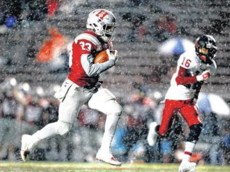 Hazleton Area's Damon Horton reigns as Times Leader Football Player of the Year