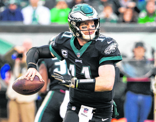 Carson Wentz Isn T A Perfect Person Neither Is Tom Brady Times