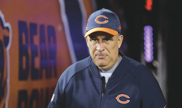 NFL Notebook  Broncos pick Dunmore native Vic Fangio as new head ... 30f4ad254