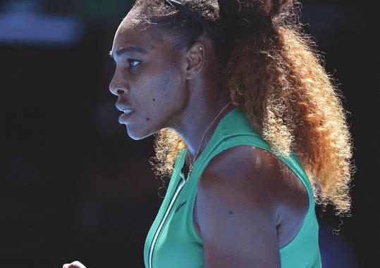 Serena Consoles Australian Open Foe Halep Next Times Leader