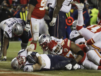 Patriots make 3rd straight Super Bowl, beat Chiefs in OT