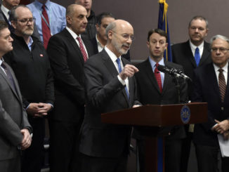Wolf's plan to restore Pa.'s infrastructure dependent on gas industry severance tax