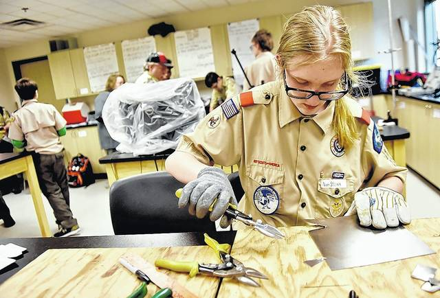King's hosts Boy Scout Merit Badge College | Times Leader