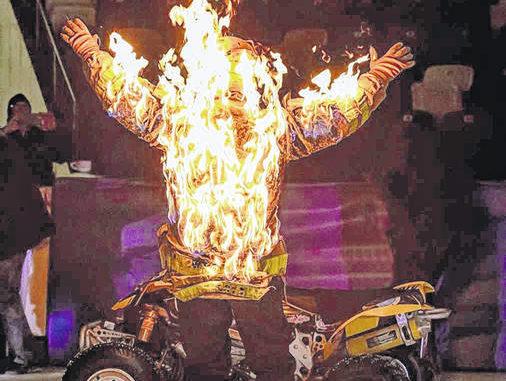 Fire On Ice,' racing and stunts coming to Mohegan Sun Arena