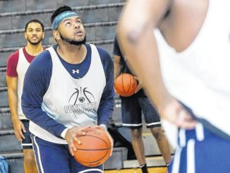 Third-ranked PSU Wilkes-Barre men's basketball eyes conference and national championships