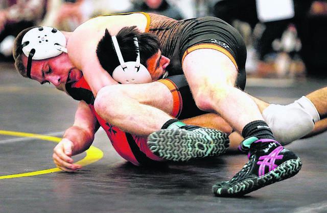 Promising Tunkhannock wrestler Traver out for the season