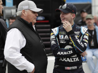 William Byron wins Daytona 500 pole