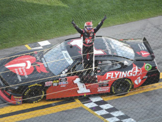 Michael Annett wins Xfinity Series opener at Daytona