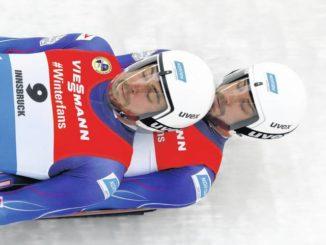 Berwick alum Jayson Terdiman, new teammate Chris Mazdzer 'shooting' for Beijing Games