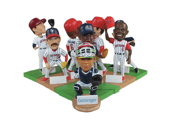 172871a2a The nine All-Time SWB Team bobbleheads set for release during the  Scranton Wilkes