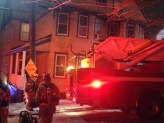 WB crews respond to fire at Madison Street home