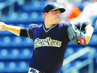 RailRiders' Michael King sidelined with elbow discomfort