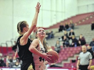 Nanticoke Area rolls to district girls basketball semifinals