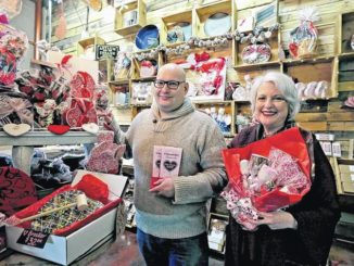 Mother-son duo sells candy to the world from Forty Fort